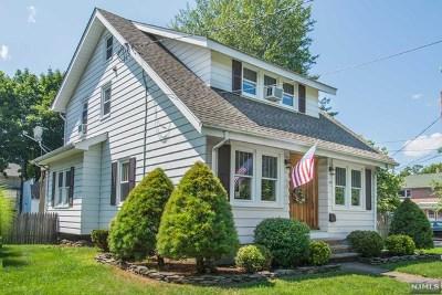Pompton Lakes Single Family Home For Sale: 130 Legion Street