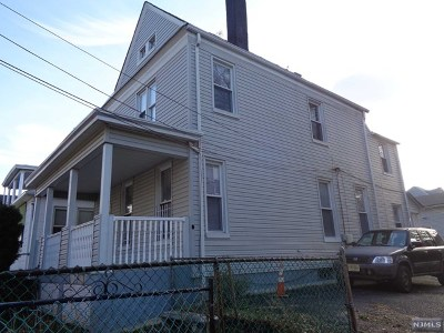 Passaic Single Family Home For Sale: 87 Grove Street