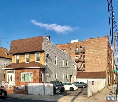 North Bergen Multi Family 2-4 For Sale: 402 71st Street