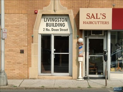 Englewood Commercial For Sale: 2 North Dean Street
