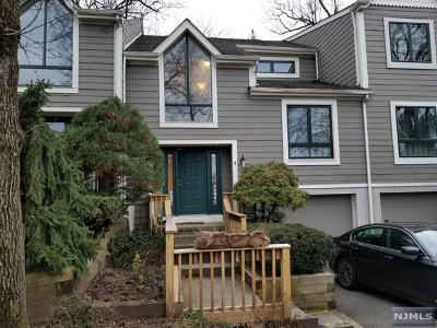 Woodland Park Condo/Townhouse For Sale: 6 Mill Pond Road