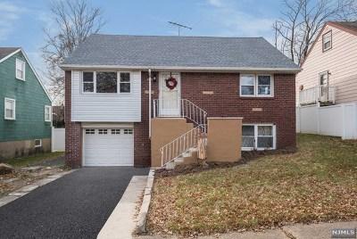 Paterson Single Family Home For Sale: 307-309 Ryerson Avenue