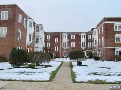 Morris County Condo/Townhouse For Sale: 520 Turnpike #C111