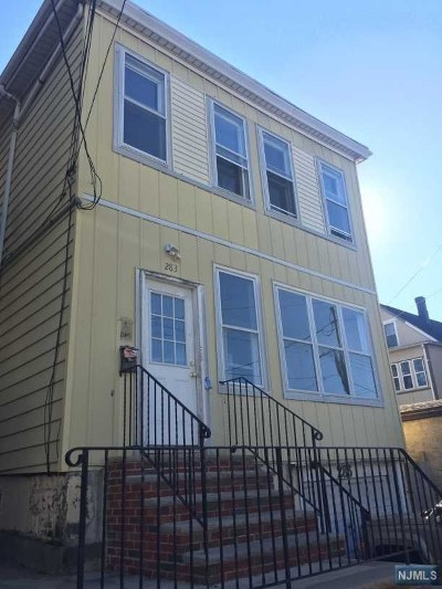 Passaic County Multi Family 2-4 For Sale: 283 Ackerman Avenue