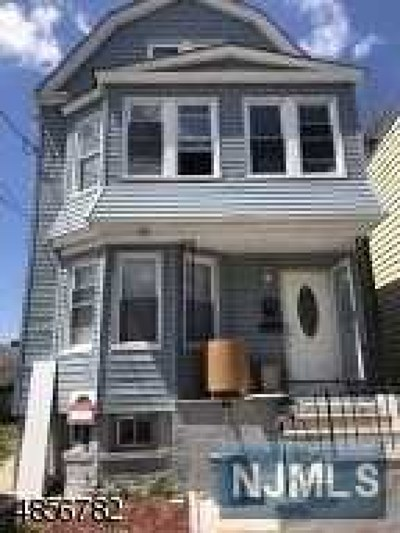 Essex County Multi Family 2-4 For Sale: 593 South 19th Street
