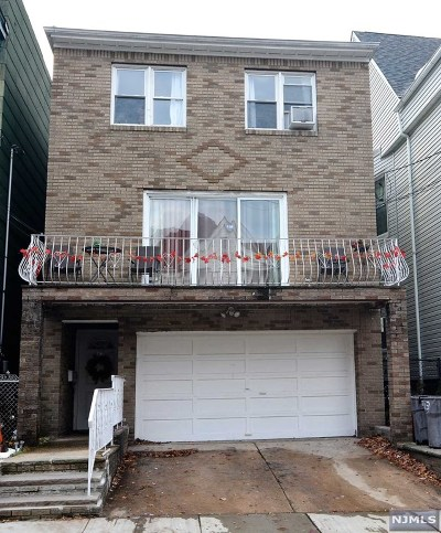 Hudson County Multi Family 2-4 For Sale: 13 Cooper Place