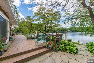 Morris County Single Family Home For Sale: 19 East Shore Road