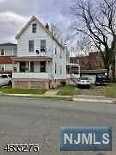 Essex County Single Family Home For Sale: 70-72 Lincoln Place