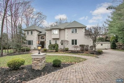 Old Tappan NJ Single Family Home For Sale: $1,298,777
