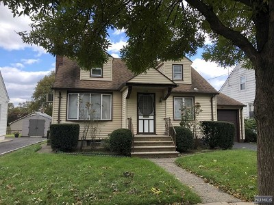 Passaic County Single Family Home For Sale: 363 Madison Avenue