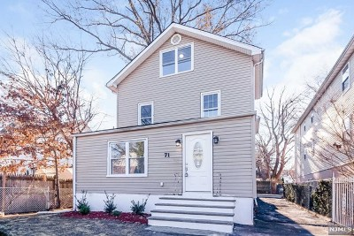 Essex County Single Family Home For Sale: 71 Carlton Street