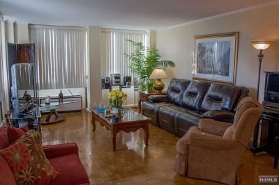 Cliffside Park Condo/Townhouse For Sale: 200 Winston Drive #319