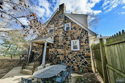 Fort Lee NJ Single Family Home For Sale: $339,000