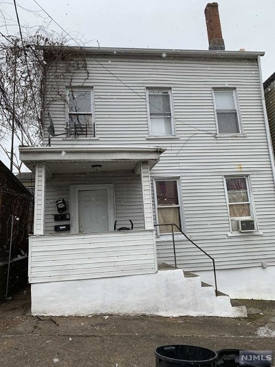 Paterson Multi Family 2-4 For Sale: 68 North 7th Street