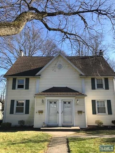 Paramus Rental For Rent: 258-260 Spring Valley Road