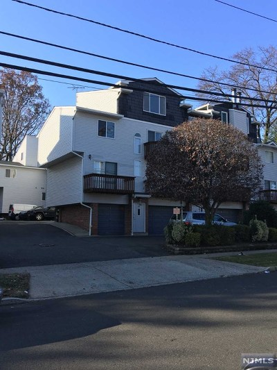 Hackensack NJ Condo/Townhouse For Sale: $249,000