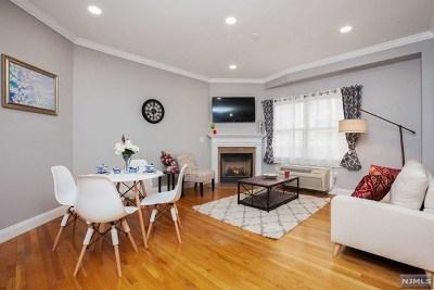 Guttenberg NJ Condo/Townhouse For Sale: $289,000