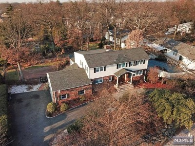Englewood Cliffs Single Family Home For Sale: 82 Johnson Avenue