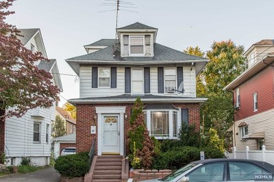 Passaic County Single Family Home For Sale: 64 Clifton Avenue