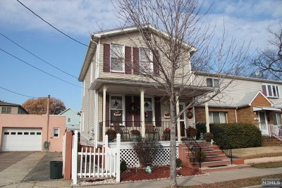 Carlstadt Single Family Home For Sale: 310 10th Street