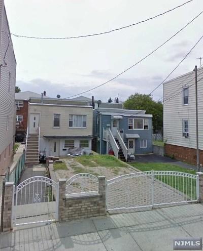 Cliffside Park Multi Family 2-4 For Sale: 224 Main Street