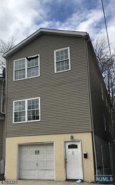 Paterson Multi Family 2-4 For Sale: 23 Garfield Avenue
