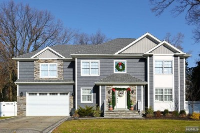 Bergen County Single Family Home For Sale: 744 Ridgewood Road