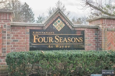Wayne Condo/Townhouse For Sale: 1304 Four Seasons Drive