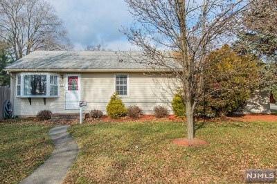 Pompton Lakes Single Family Home For Sale: 615 Colfax Avenue