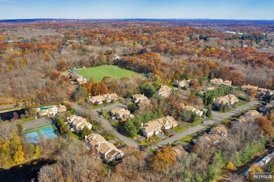 Franklin Lakes NJ Condo/Townhouse For Sale: $555,000