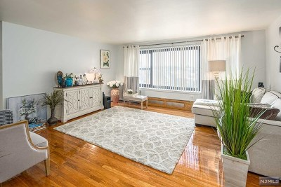 Fort Lee NJ Condo/Townhouse For Sale: $255,000