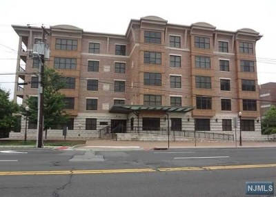 Hackensack Condo/Townhouse For Sale: 54 Polifly Road #210