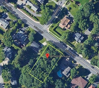 Tenafly Residential Lots & Land For Sale: 154 East Clinton Avenue