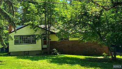 Tenafly Single Family Home For Sale: 345 Engle Street