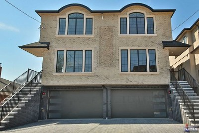 Bergen County Condo/Townhouse For Sale: 231 12th Street