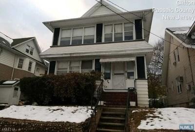 Clifton Multi Family 2-4 For Sale: 182 Clinton Avenue