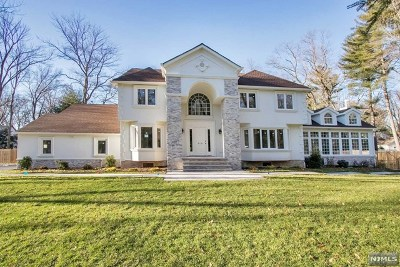 Demarest Single Family Home For Sale: 635 Piermont Road