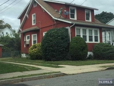 Clifton Single Family Home For Sale: 294 Clinton Avenue