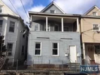 Passaic Multi Family 2-4 For Sale: 28 Jackson Street