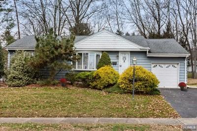 Park Ridge Single Family Home For Sale: 26 Grobel Place