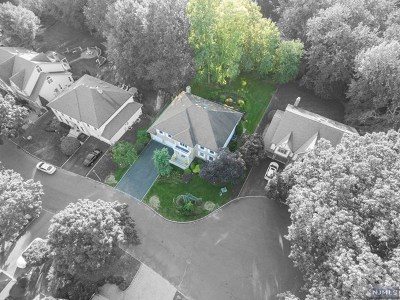 Westwood Single Family Home For Sale: 136 Langner Place