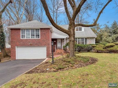Teaneck Single Family Home For Sale: 725 Winthrop Road