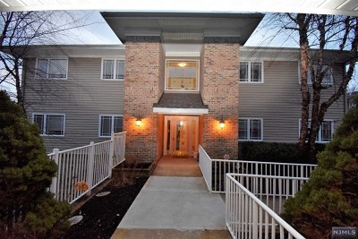 Morris County Condo/Townhouse For Sale: 36 Wilshire Terrace