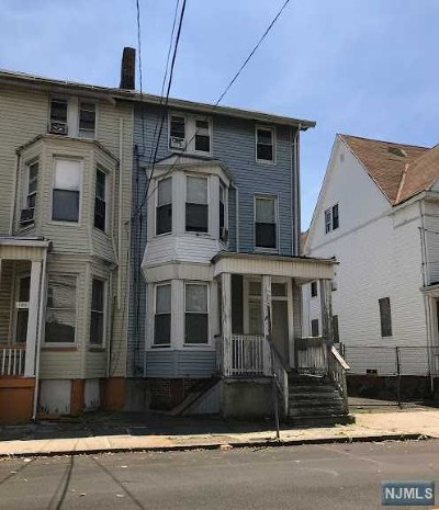 Essex County Single Family Home For Sale: 184 1/2 South 6th Street