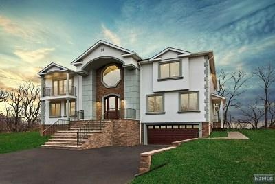 North Haledon Single Family Home For Sale: 16 Ridge Road