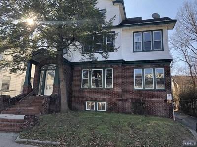 Essex County Multi Family 2-4 For Sale: 40-42 Lehigh Avenue