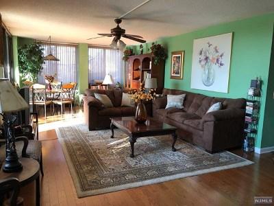 Cliffside Park Condo/Townhouse For Sale: 200 Winston Drive #L19
