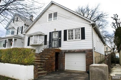 Secaucus Single Family Home For Sale: 773 Hudson Avenue