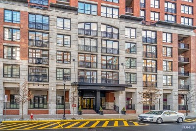 Hudson County Condo/Townhouse For Sale: 1025 Maxwell Lane #904