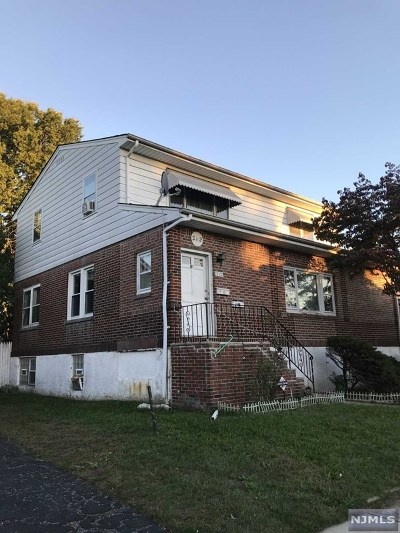 Hackensack Multi Family 2-4 For Sale: 212 South Main Street